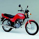 Honda CG 125 (1991-94)