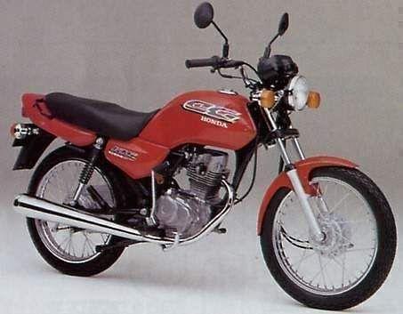 Honda CG 125 (1998-00)