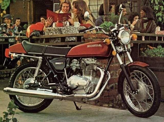 Honda CJ360T (1976)