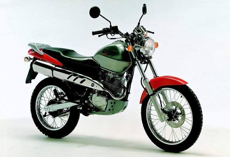 Honda CG125 (1998-03)