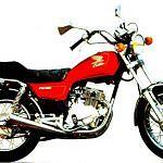 Honda CB125T (1986)