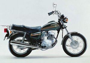 Honda CM250T (1974-77)