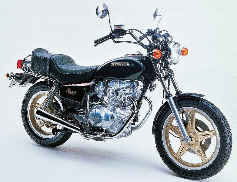 Honda CM400T (1980)