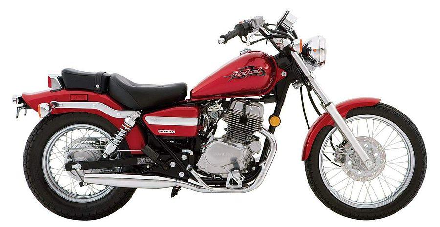 Honda CMX 250 Rebel (2007-09)