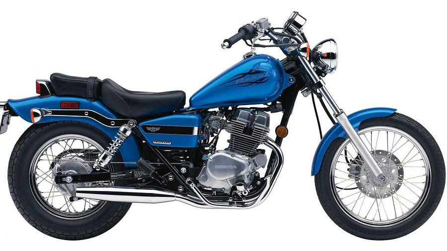 Honda CMX 250 Rebel (2010-12)