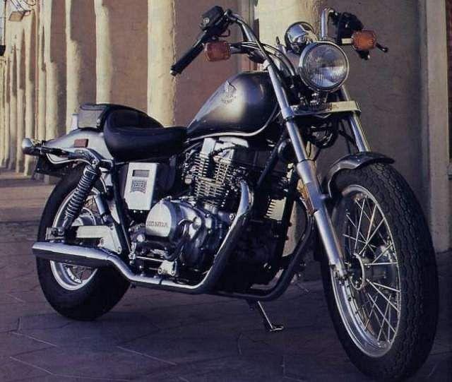 Honda CMX450C Rebel (1986-87)