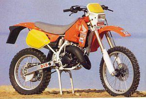 Honda CRE 125 (1990)