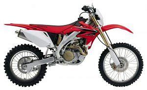 Honda CRF 250X (2011-12)