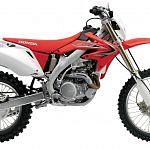 Honda CRF450X (2011-12)