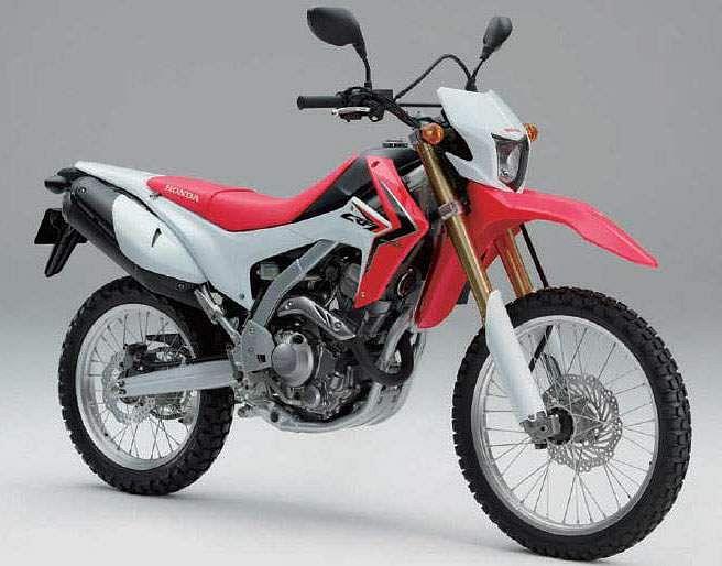 Honda CRF 250L (2016)