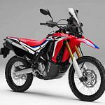 Honda CRF250 Rally (2017)