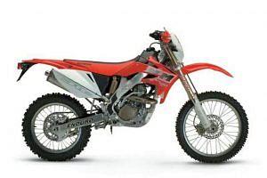 Honda CRF 250X (2007-08)