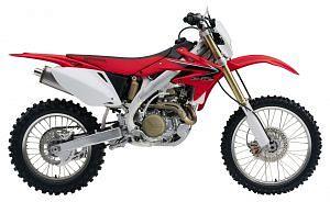 Honda CRF450X (2009-10)