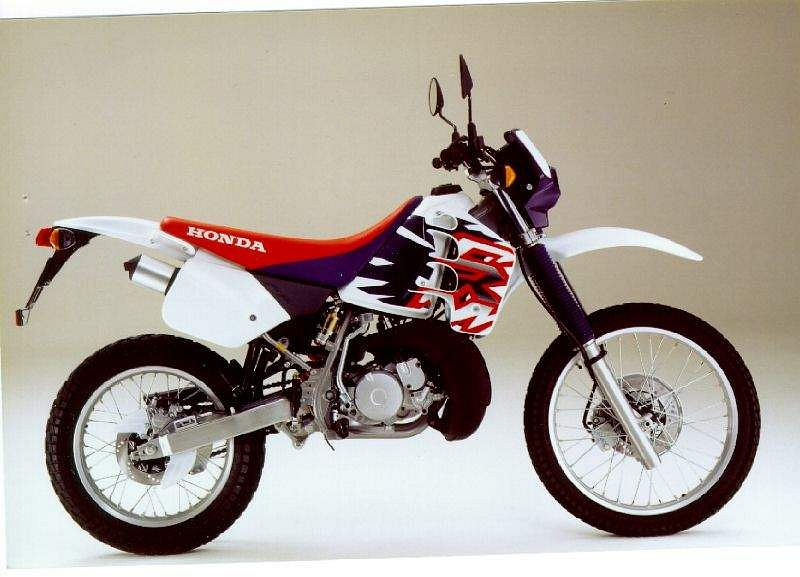 Honda CRM 125R (1997-00)