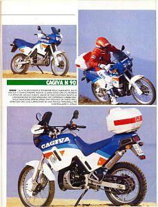 Cagiva N 90 125 (1989)