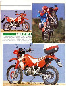 Suzuki TS125 (1989-91)