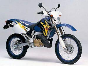 Honda CRM250R (1994-96)