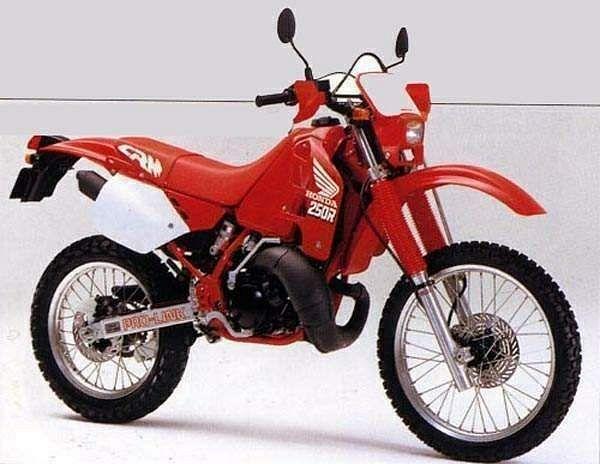 Honda CRM250R (1989-90)