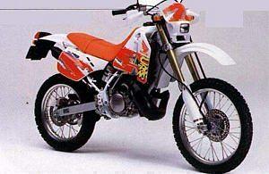 Honda CRM250R (1991-93)