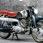 Honda CB75 Dream (1958)