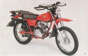 Honda CT 125 (1980)
