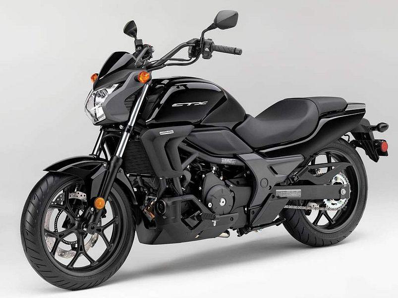 Honda V4X Concept (2014-15)