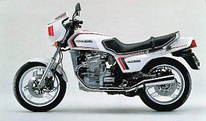 Honda CX 500 Euro (1982)