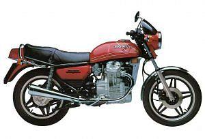 Honda CX500 (1981)