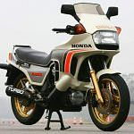 Honda CX500 Turbo (1983)