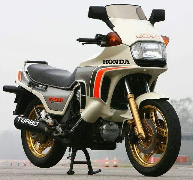 Honda CX500 Turbo (1983)