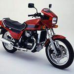 Honda CX650F (1985)