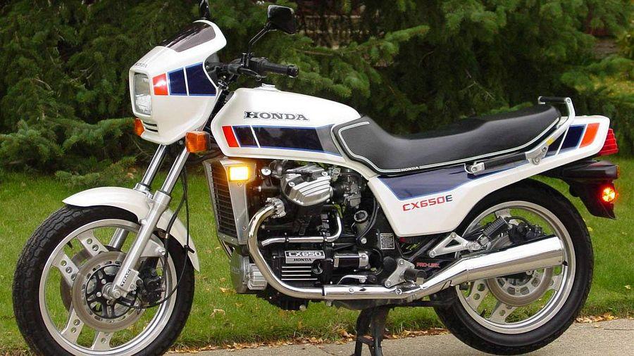 Honda CX650F (1984)