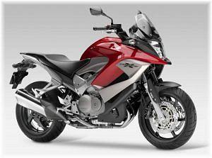 Honda Crosstourer Concept (2011)