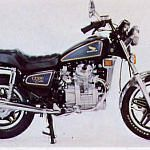 Honda CX500 Custom (1981-82)