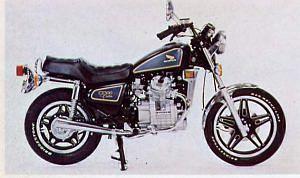 Honda CX500 Custom (1981-82)