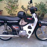 Honda C100 EX Super Cub (EX5 Dream) (2000onwards)