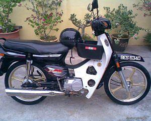 Honda C100 EX Super Cub (EX5 Dream) (2000onwards)
