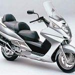 Honda FJS 600 Silver Wing ABS (2003-05)