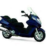 Honda Silver Wing (2000-02)