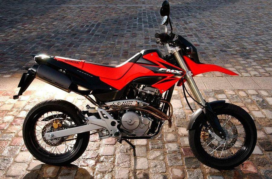 Honda FMX 650 (2005-06)