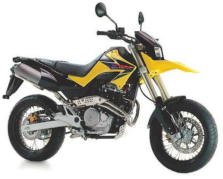 Honda FMX 650 (2009)