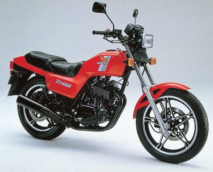 Honda FT500 (1982)