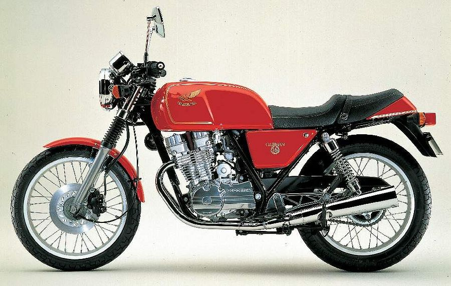 Honda GB250 Clubman (1983)