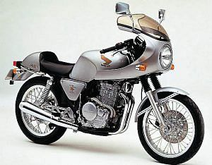 Honda GB500 Tourist Trophy (1985-87)