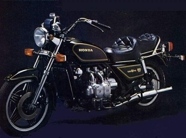 Honda GL1100 Goldwing (1980)