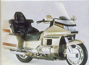 Honda GLX 1500 Gold Wing (1990)