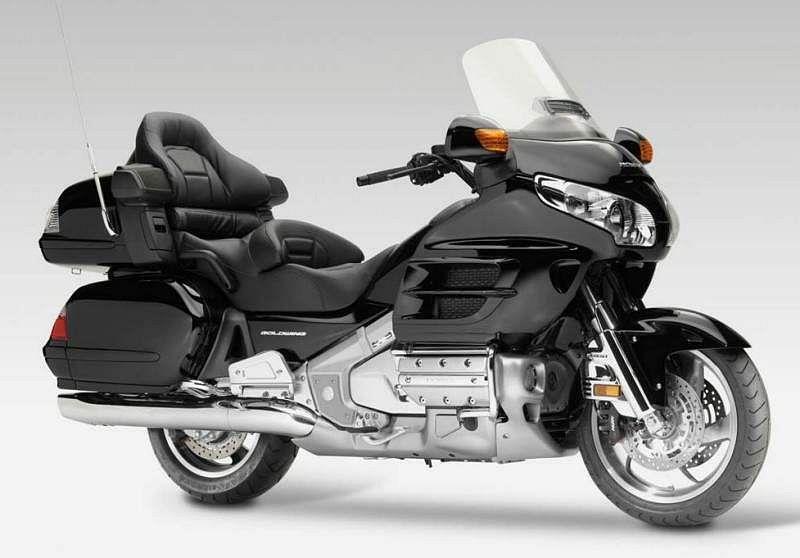 Honda GLX1800 Gold Wing (2011)
