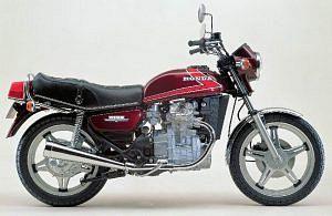 Honda GL400 Goldwing (1978-79)