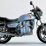 Honda GL400 Goldwing (1980-81)