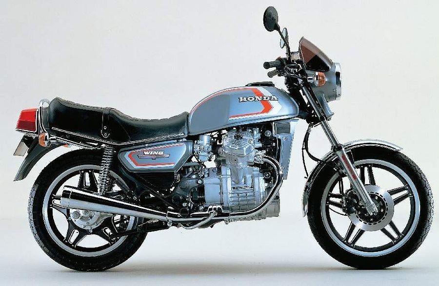Honda GL400 Goldwing (1980-81)
